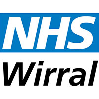 NHS Wirral logo